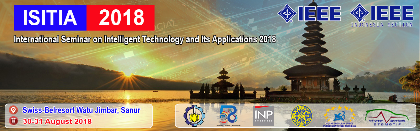 International Seminar on Intelligent Technology and Its Applications 2018